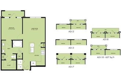 1 bedroom - Apartments formerly Elan Lakeside offers studio, one. Single Car Garage!
