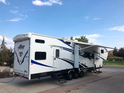 2014 Eclipse Recreational Vehicles ATTITUDE 39TSG