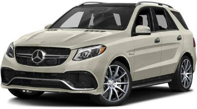 Used 2017 Mercedes-Benz GLE 4MATIC Coupe