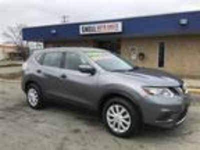 Used 2016 NISSAN ROGUE For Sale