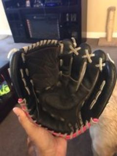 Louisville slugger softball glove 11 1/2