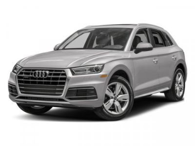 2018 Audi Q5 Tech Premium Plus (Monsoon Gray Metallic)