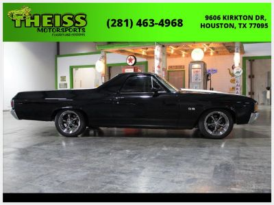 Used 1972 Chevrolet El Camino for sale