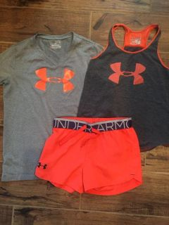 Youth Under Armour Clothes