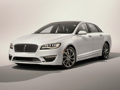 2019 Lincoln MKZ Reserve (Magnetic Gray)