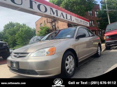 2002 Honda Civic LX (Titanium Metallic)