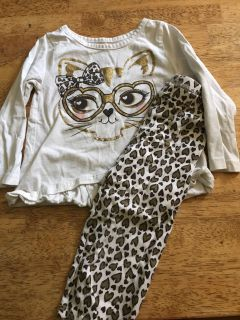 Cat outfit