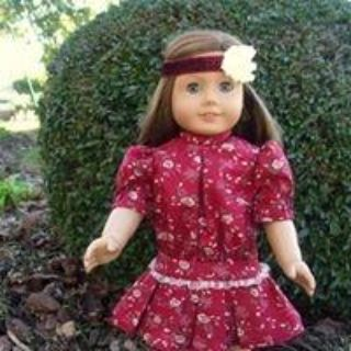 Clothes for the American Girl doll