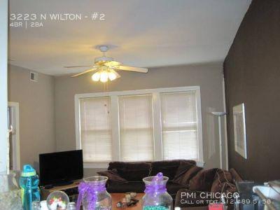 4br/ 2full ba - 3bedroom+den, ac,dw,hawd,laundry, 1blk BelmonL