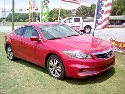 2012 HONDA ACCORD COUPE LX-S only 69K