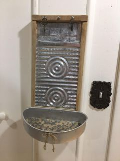 Authentic Washboard