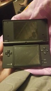 black dsi no charger