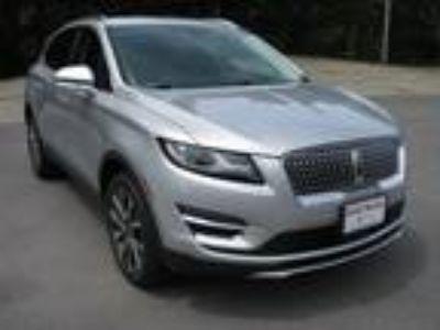 2019 Lincoln MKC Silver, new