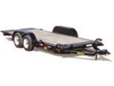 Big Tex 9990 Equipment Trailer w Drive-Over Fenders