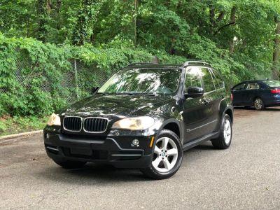 2008 BMW X5 3.0si (Black Sapphire Metallic)