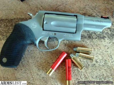 For Sale: Taurus Judge 3 in.