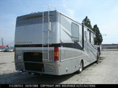 Purchase 2005 Fleetwood PROVIDENCE for PARTS Class A Diesel Motorhome motorcycle in Lancaster, California, US, for US $14,999.00