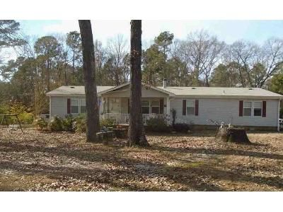 3 Bed 2 Bath Foreclosure Property in Norphlet, AR 71759 - Fire Tower Rd