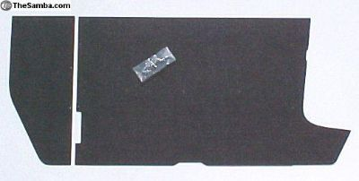 '68-'71 Bus ABS Engine compartment ceiling panels