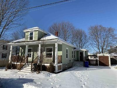 3 Bed 1 Bath Foreclosure Property in Manchester, NH 03103 - Howe St