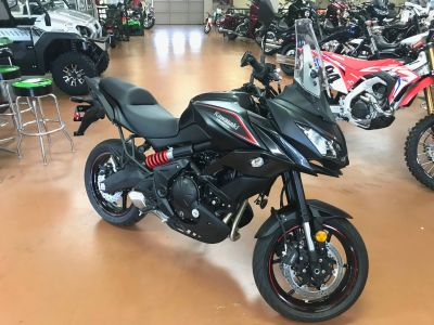 2018 Kawasaki Versys 650 ABS Touring Motorcycles Arlington, TX