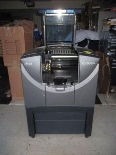 2012 OBJET Eden 260V 3D Printer RTR#7121690-01