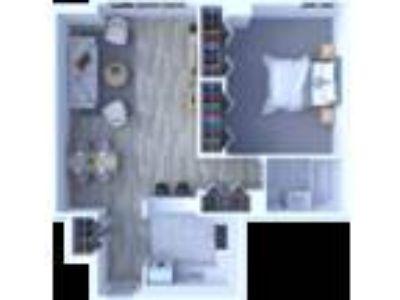 Maple Grove Apartments - One BR Floor Plan A2