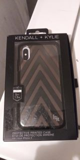 Kendall + Kylie Iphone X Case Unopened