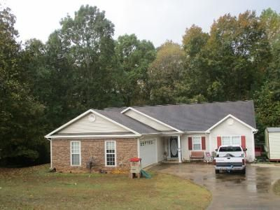3 Bed 2 Bath Preforeclosure Property in Lagrange, GA 30240 - Woodstream Trl