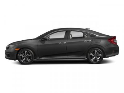 2018 Honda CIVIC SEDAN Touring (Modern Steel Metallic)