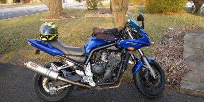 2005 Yamaha FZ1