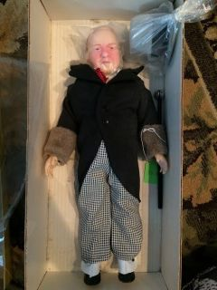 W.C. Fields 1980 Effanbee Doll
