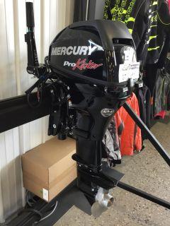 2017 Mercury Marine 15 hp ProKicker FourStroke 4-Stroke Outboard Motors Gaylord, MI