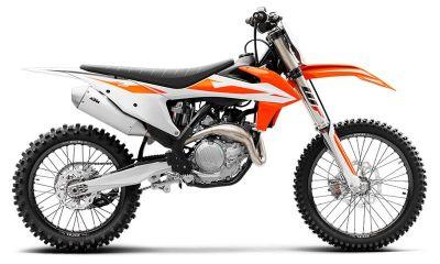 2019 KTM 450 SX-F Motocross Motorcycles Dimondale, MI