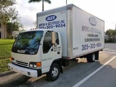 ALEX MOVING & DELIVERY INC.-305-302-9054
