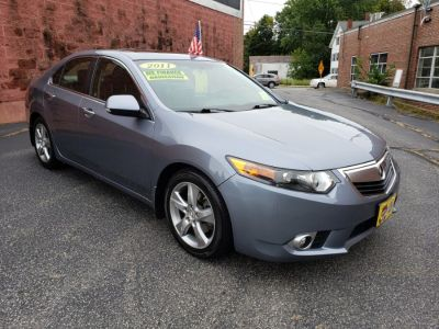 2011 Acura TSX Base (Forged Silver Metallic)