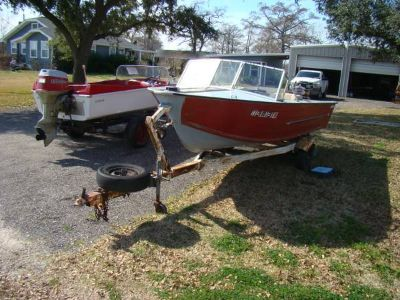 2 Boats 1957 Elgin  1969 Starcraft Sale or Trade