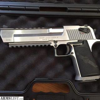 For Trade: Desert Eagle .50 LNIB