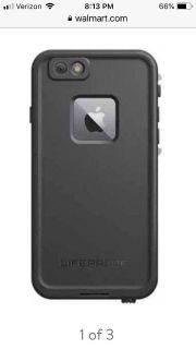 Wanted iPhone 6 protective case