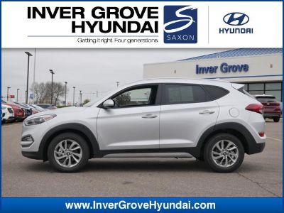 2018 Hyundai Tucson (Molten Silver)