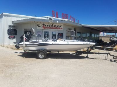 2008 Triton 17 Explorer Bass Boats Eastland, TX