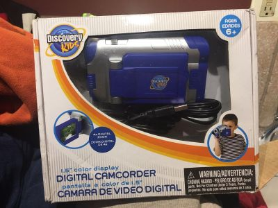 Camcorder, Discovery kids
