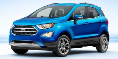 2018 Ford EcoSport SES 4WD (Diamond White)