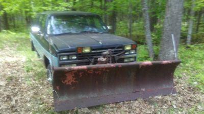 1989 Suburban 1500 4WD