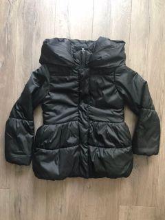 Girls Puffer Coat (5/6)