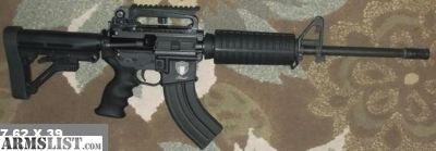 For Sale/Trade: AR 15___7.62