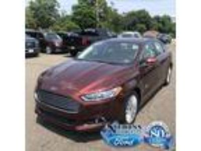 $17407.00 2016 FORD Fusion with 24326 miles!