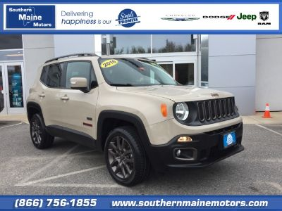 2016 Jeep Renegade Latitude (Mojave)