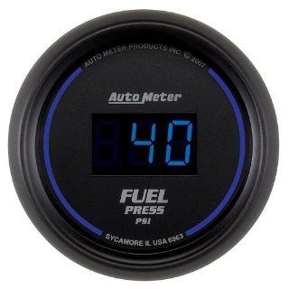Find Auto Meter 6963 Cobalt; Digital Fuel Pressure Gauge motorcycle in Rigby, Idaho, United States, for US $282.95