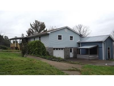 3 Bed 1 Bath Foreclosure Property in Stevensville, PA 18845 - Devine Rd